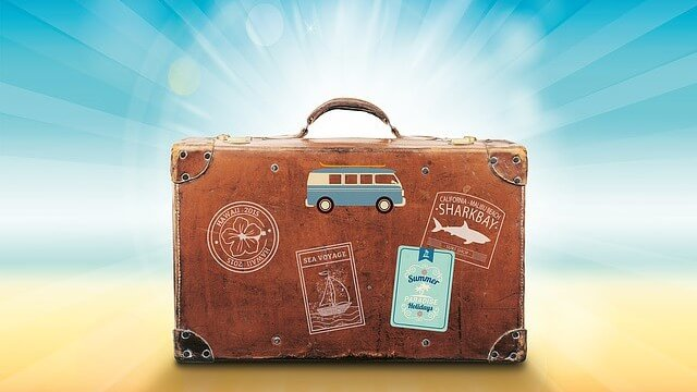 旅行イメージ