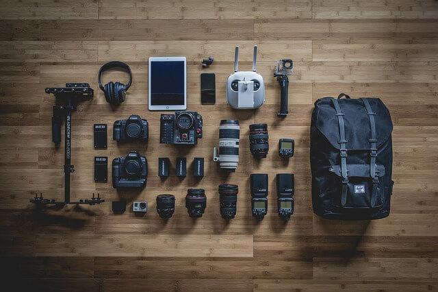 カメラバック写真サンプル