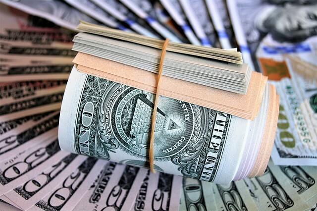 お金の枚数