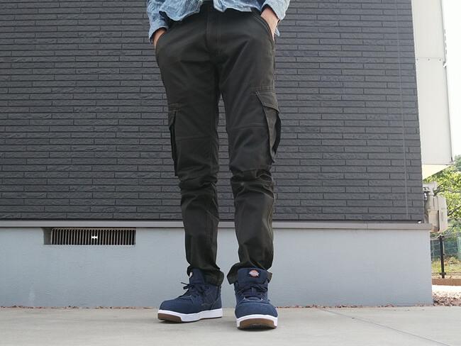 カーゴ+安全靴