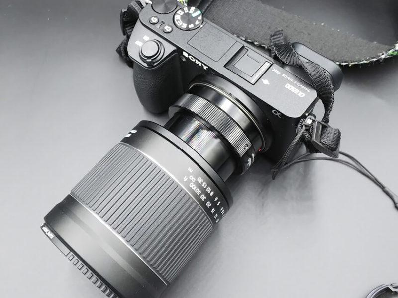α6500×KF-M400SE N II